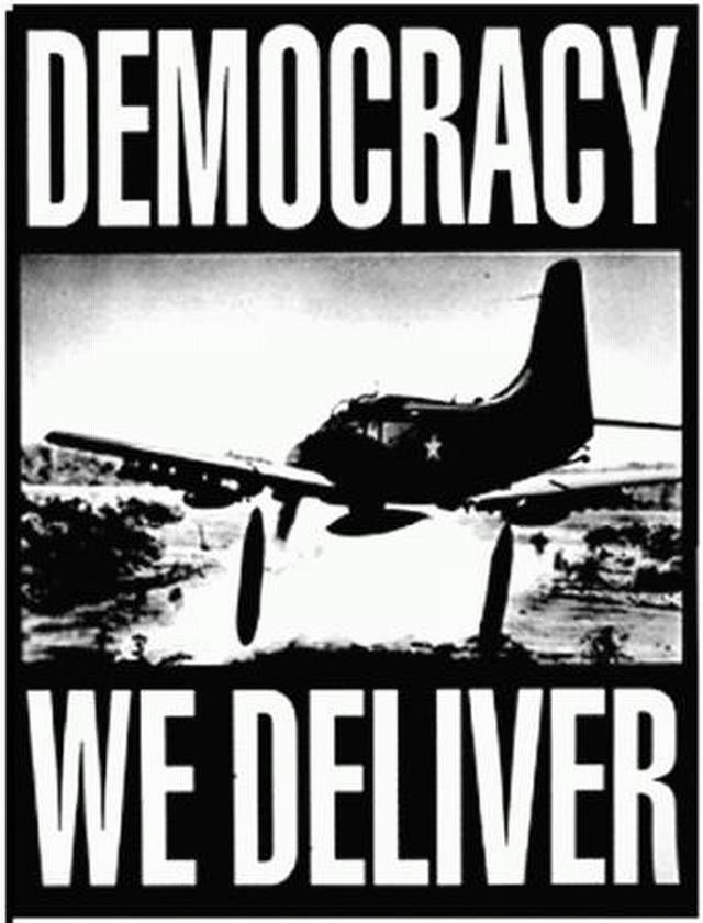 Democracy - We Deliver